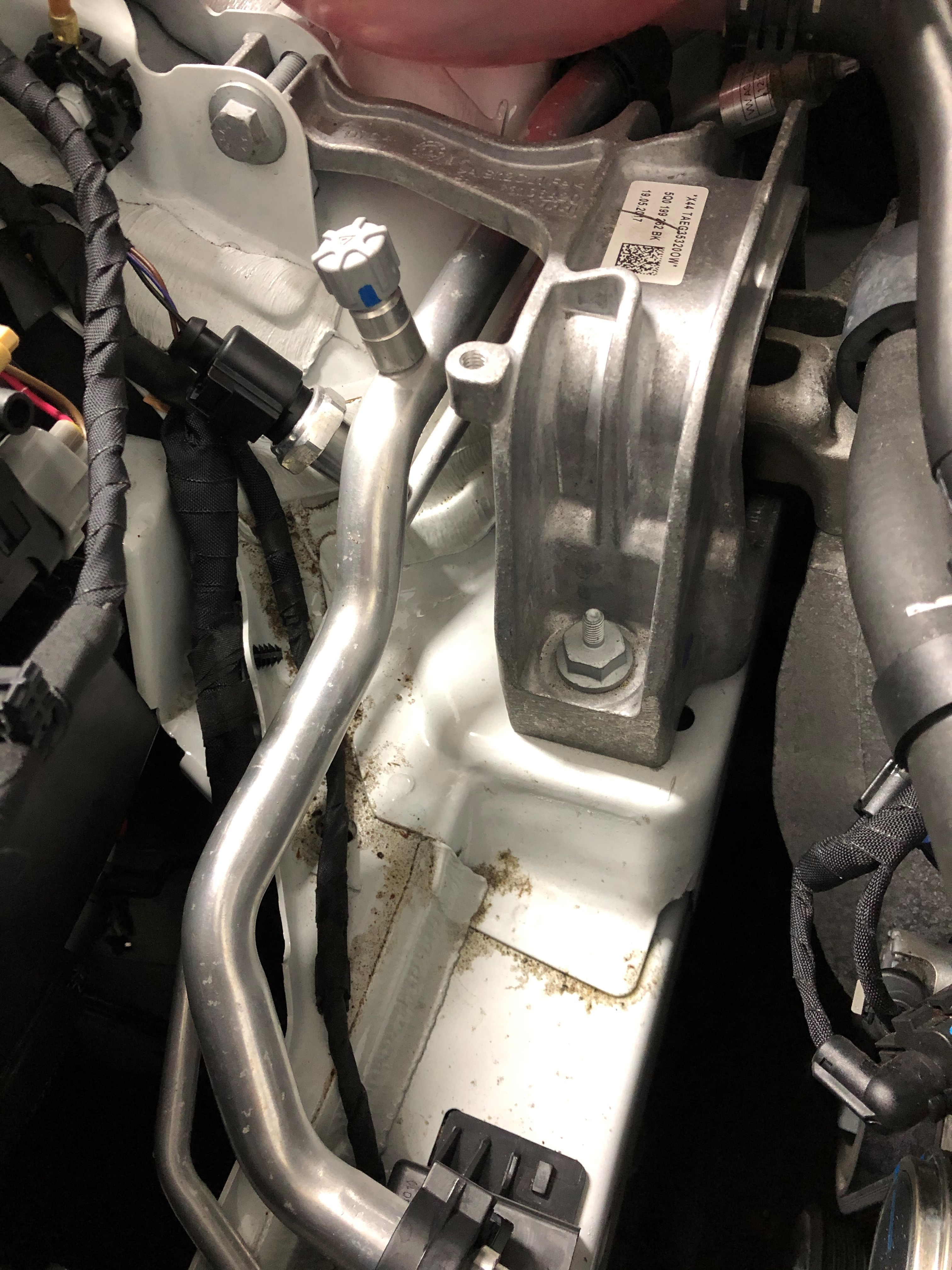 Failed Thermostat Housing  Coolant Loss Info Gathering