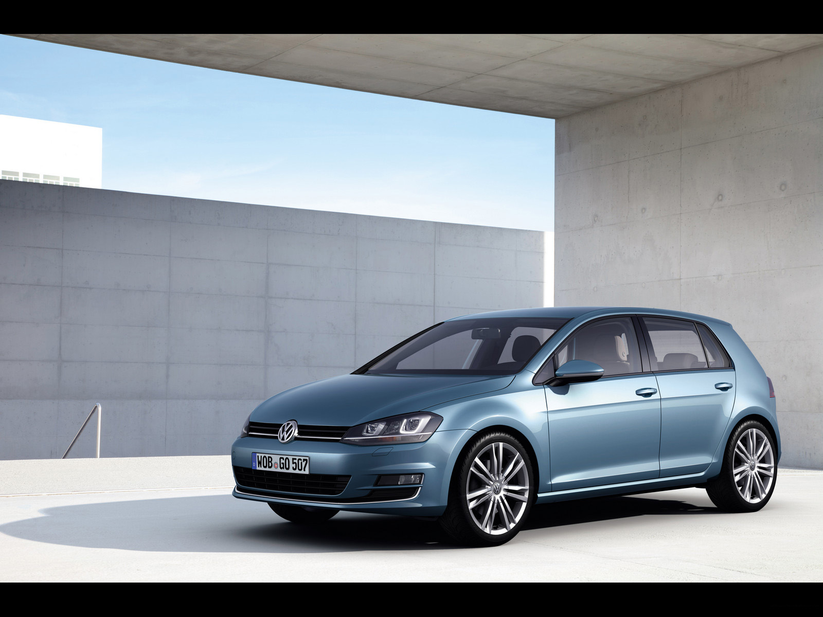 How to retro-fit a bigger capacity battery to a MK7 Golf
