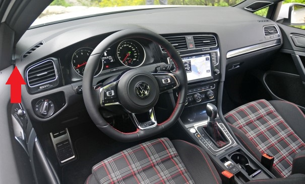 Inside Rattle - Front Dash? - GOLFMK7 - VW GTI MKVII Forum / VW Golf
