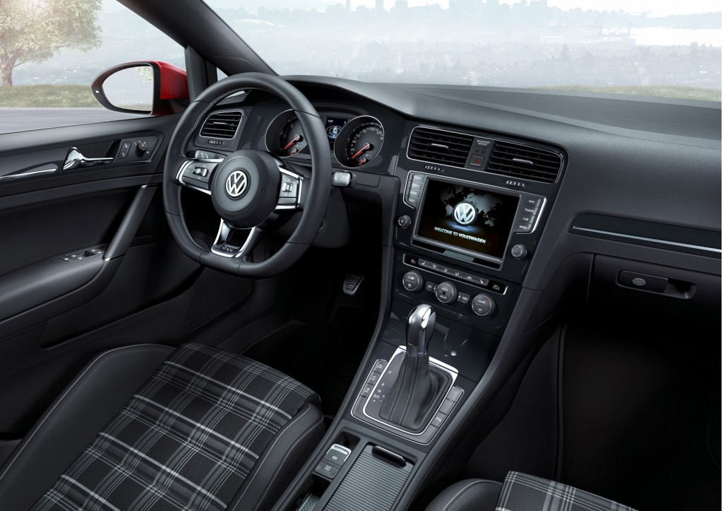 2014 Golf Gtd Revealed Could Be First Diesel Golf Gti For The U S