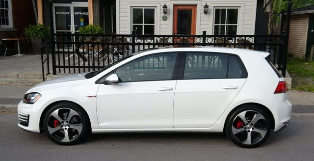 It S Not Always Black And White S4 To Gti Golfmk7 Vw