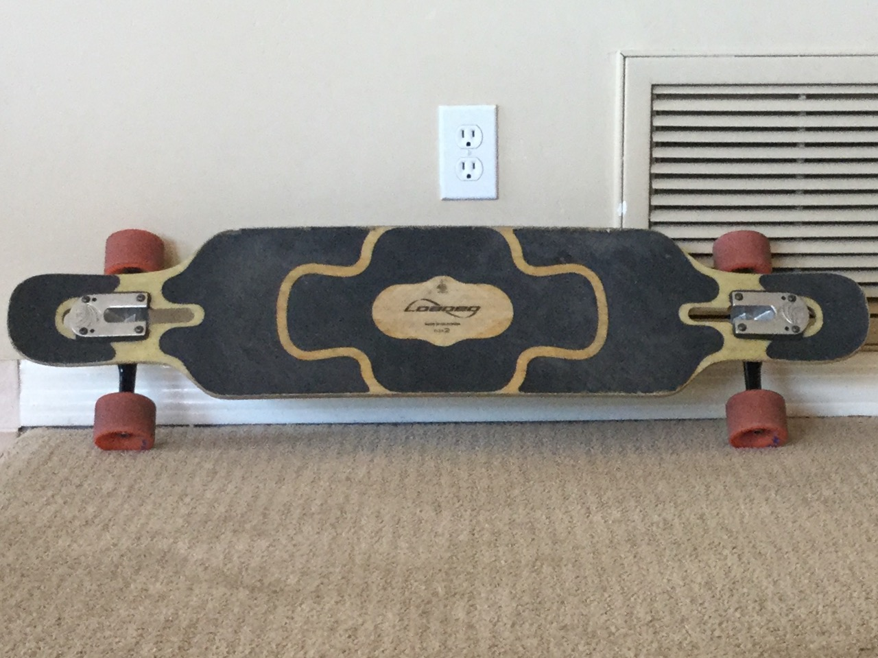 FS: Loaded Tan Tien Longboard - GOLFMK7 - VW GTI MKVII Forum