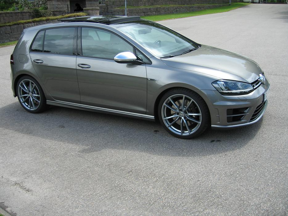 Limestone Grey Golfmk7 Vw Gti Mkvii Forum Vw Golf R