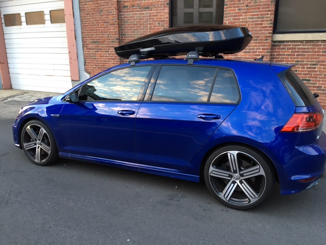 Golf R Roof Rack Go Oem Or Thule Page 2 Golfmk7