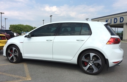 Tinted Windows Golfmk7 Vw Gti Mkvii Forum Vw Golf R