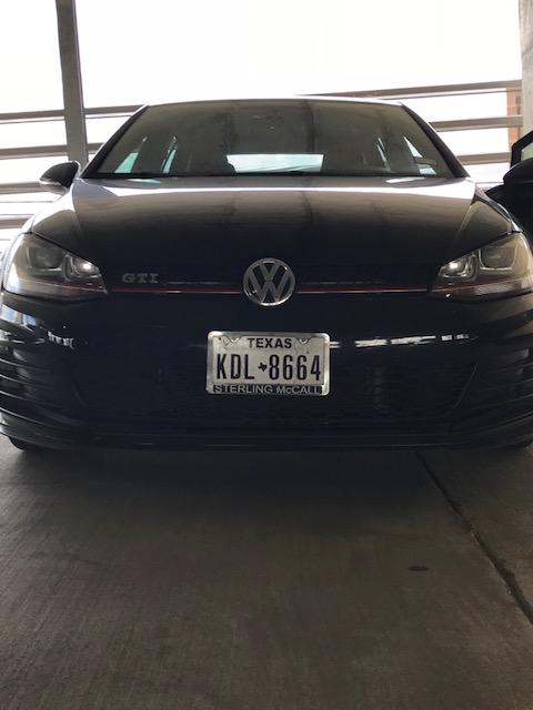 Daytime Running Lights (DRL) not working - GOLFMK7 - VW GTI