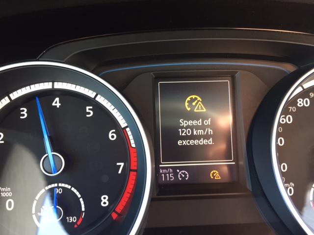 Dash Speed & Tire Warnings - GOLFMK7 - VW GTI MKVII Forum / VW Golf