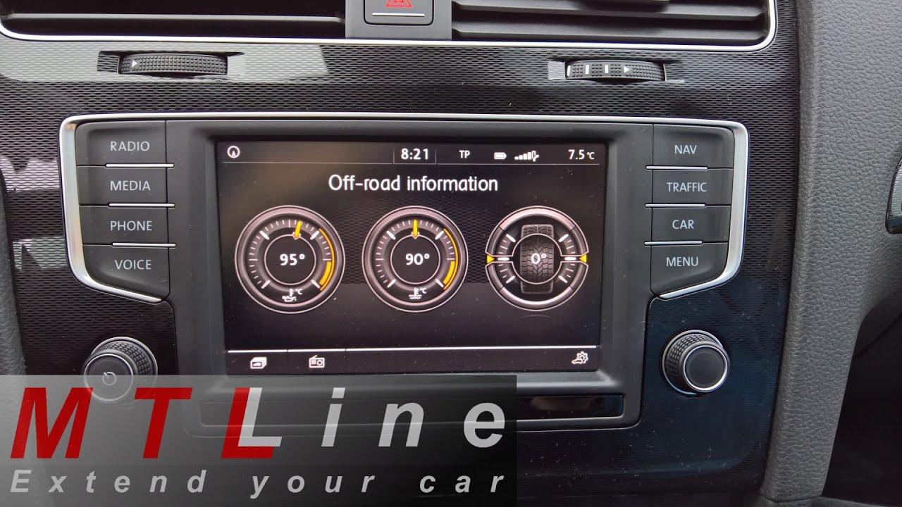 GOLF MK7 VCDS TWEAKS - Page 69 - GOLFMK7 - VW GTI MKVII Forum / VW