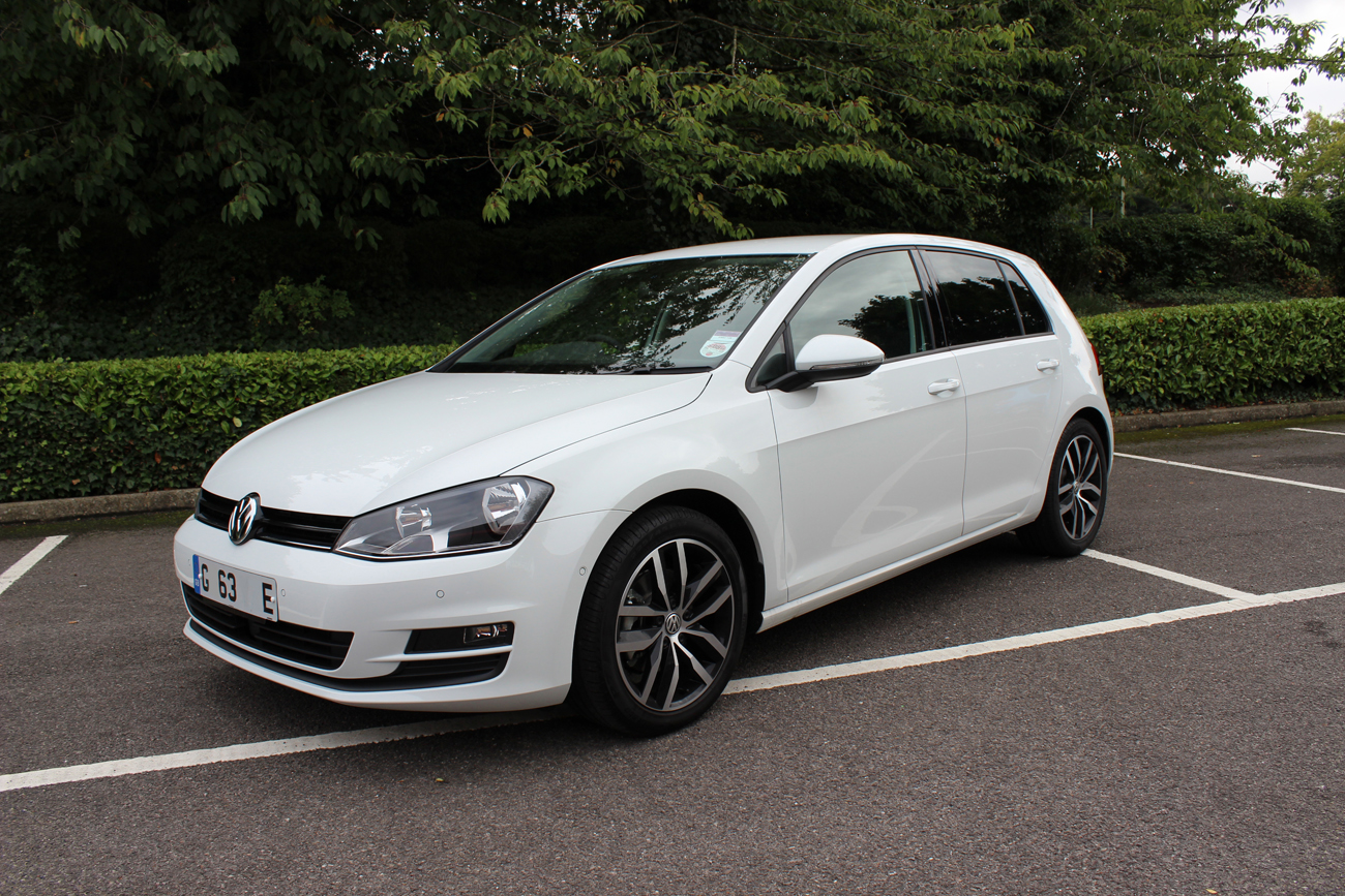 pure white se golfmk7 vw gti mkvii forum vw golf r. Black Bedroom Furniture Sets. Home Design Ideas
