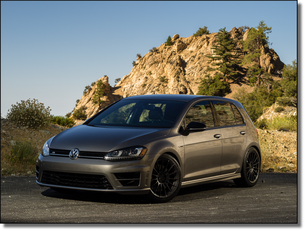 post pics of new wheels on your mk7 r. Black Bedroom Furniture Sets. Home Design Ideas
