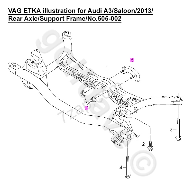 Rear subframe harmonics damper ETKA reduced.jpg