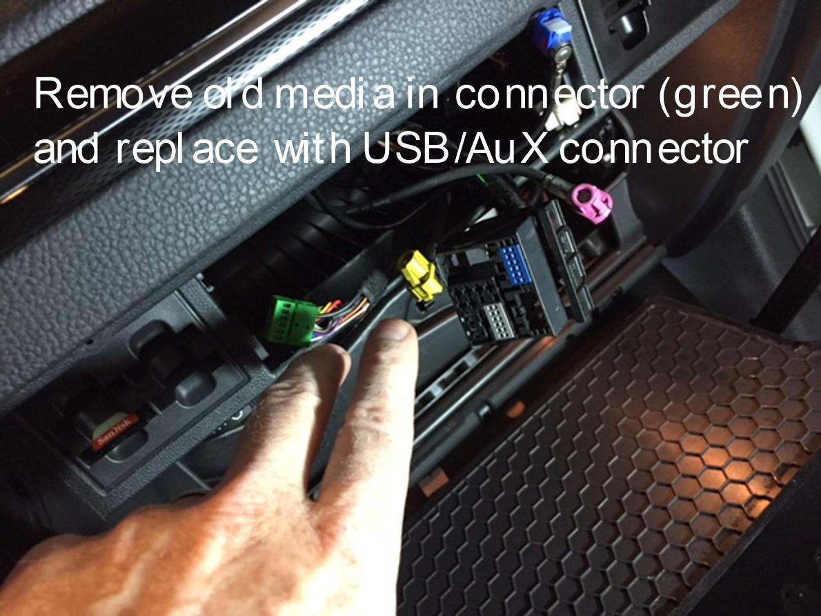 DIY MIB1 to MIB2 Infotainment Conversion (Part 1) - GOLFMK7 - VW GTI