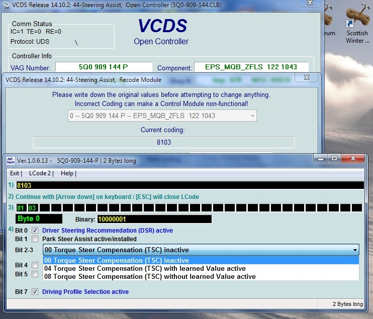 Indispensible VCDS Guide - GOLFMK7 - VW GTI MKVII Forum / VW Golf R